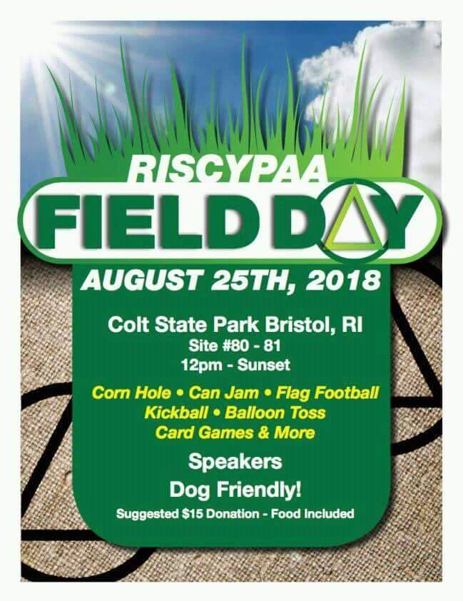 Field day hosted by riscypaa