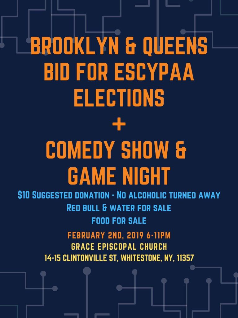 Sober Comedy Show in Brooklyn