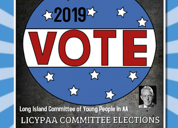 Long Island Committee for Young People in AA Elections